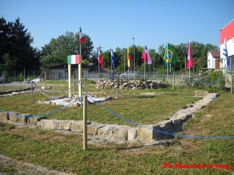 """Memoriale dell'Antartide""""Valle Italia"""""""
