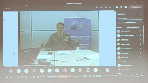 Visita virtuale al NATO HQ
