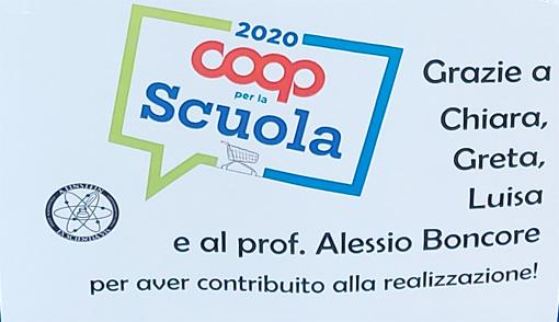 Progetto Coop per la Scuola