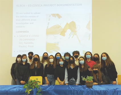 4LSCA - DIPLOMACY CHALLENGE - CIVIC EDUCATION PROJECT