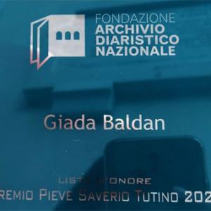 Premio Pieve Saverio Tutino 2021
